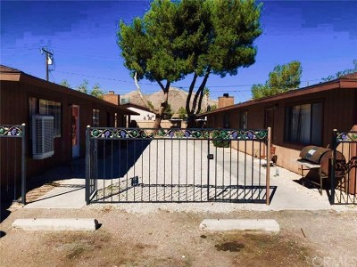 Apple Valley Multi Family Home For Sale: 15566 Tonekai Road