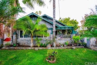 Pasadena Single Family Home For Sale: 120 N Sierra Bonita Avenue