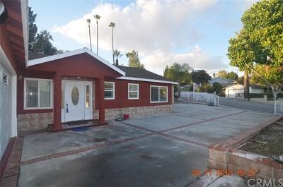 La Puente Single Family Home For Sale: 325 Roundabout Drive