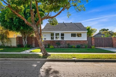 Long Beach Single Family Home For Sale: 2431 Terraine Avenue