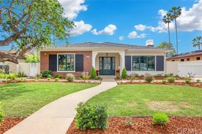San Marino Single Family Home For Sale: 2670 Wallingford Road