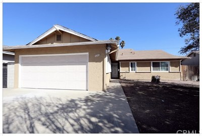 Pomona Single Family Home For Sale: 2920 Sterling Street