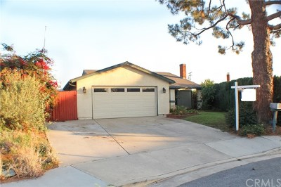 La Verne Single Family Home For Sale: 1848 Cordova Circle