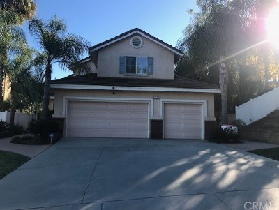 Chino Hills Single Family Home For Sale: 5139 Copper Road