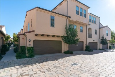 Irvine Condo/Townhouse For Sale: 65 Evening Sun