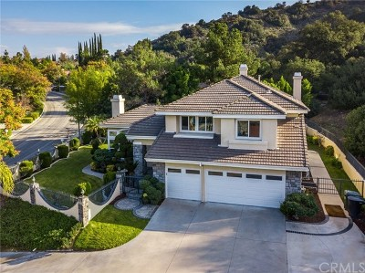 West Covina Single Family Home For Sale: 936 Las Rosas Drive