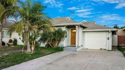 Lawndale Multi Family Home For Sale: 15326 Gerkin Avenue