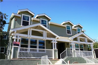 Pasadena Single Family Home For Sale: 83 N Meridith Avenue #2