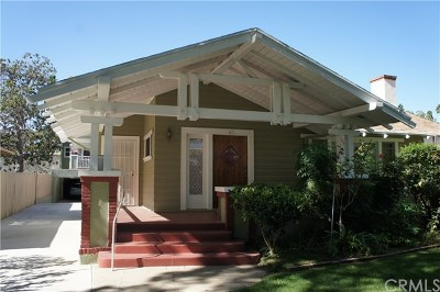 Pasadena Single Family Home For Sale: 83 N Meridith Avenue