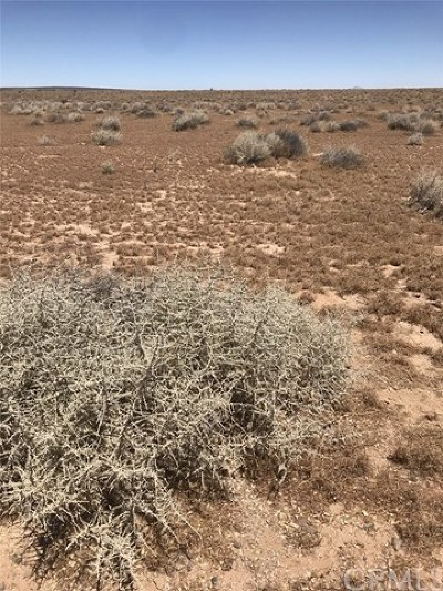 Lucerne Valley Residential Lots & Land For Sale: 111 Rabbit Springs Road