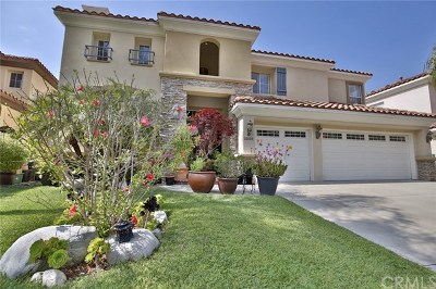 Rowland Heights Single Family Home For Sale: 18837 Chessington Place