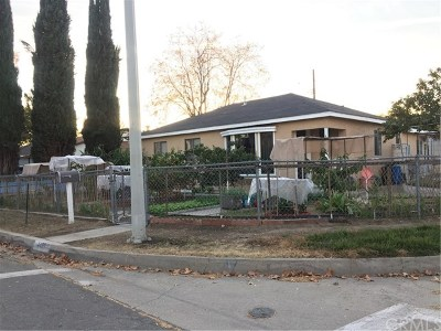 El Monte Single Family Home For Sale: 4491 Shasta Place