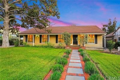 Arcadia Single Family Home For Sale: 424 Cabrillo Road