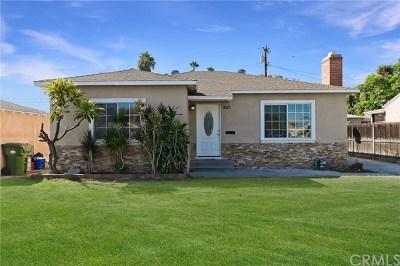 Whittier Single Family Home For Sale: 10528 Loch Avon Drive