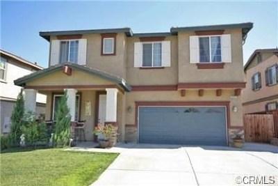 Murrieta Single Family Home For Sale: 26247 Jaylene St.
