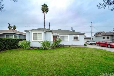 Single Family Home For Sale: 5231 Norwich Avenue