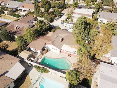 Northridge Multi Family Home For Sale: 18724 Chase Street