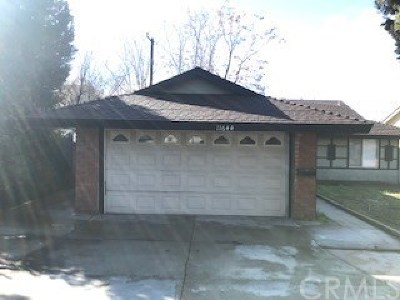 El Monte Single Family Home For Sale: 11644 Kerrwood Place