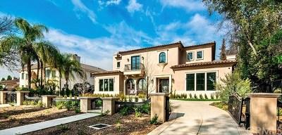 Arcadia Single Family Home For Sale: 167 W Wistaria Avenue