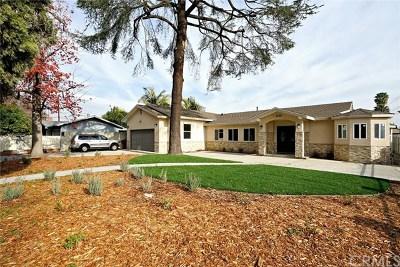 El Monte Single Family Home For Sale: 4130 La Madera Avenue