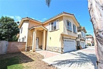 Baldwin Park Condo/Townhouse For Sale: 3740 Puente Avenue
