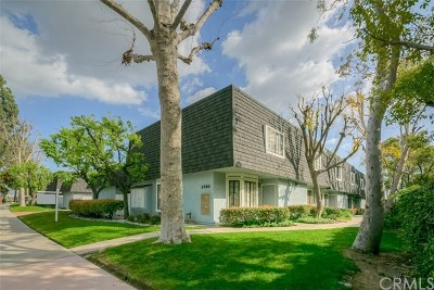 Duarte Condo/Townhouse For Sale: 2580 Huntington Drive #C
