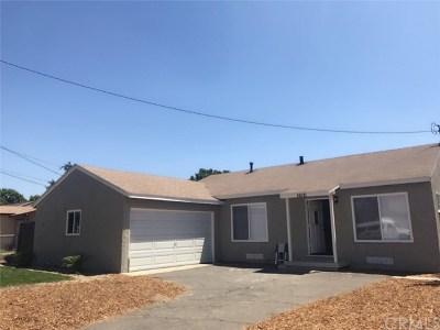 Fontana Single Family Home For Sale: 16111 Hunter Street
