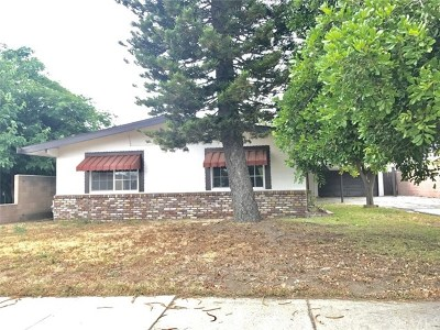 Fontana Single Family Home Active Under Contract: 9432 Kempster Avenue