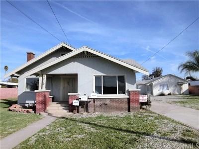 Baldwin Park Multi Family Home For Sale: 4530 Maine Avenue