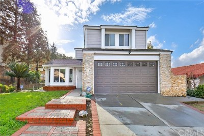 Rowland Heights Single Family Home For Sale: 2425 Songbird Lane