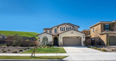 Chino Hills Single Family Home For Sale: 17100 Branco Drive
