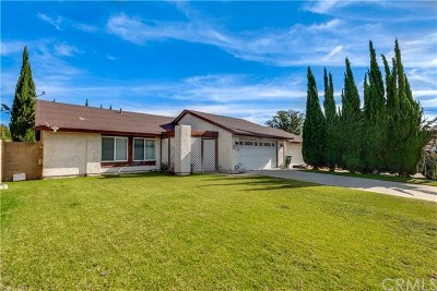 Chino Single Family Home For Sale: 13077 Smoketree Place