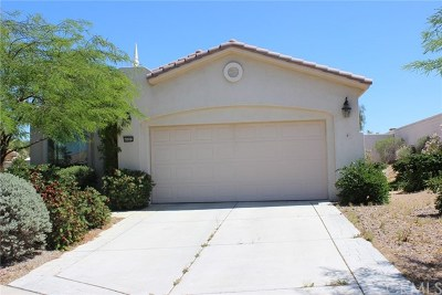 Indio Single Family Home For Sale: 40892 Corte Los Reyes