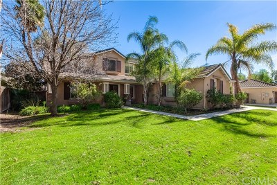 Chino Single Family Home For Sale: 14235 Cherry Court