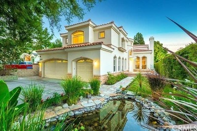 Arcadia Single Family Home For Sale: 1622 Perkins Drive