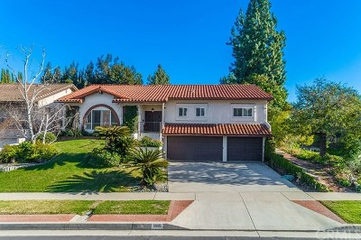 South Pasadena Single Family Home For Sale: 1660 Camino Lindo