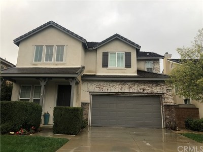 Canyon Lake, Lake Elsinore, Menifee, Murrieta, Temecula, Wildomar, Winchester Rental For Rent: 34218 Toyon Ct