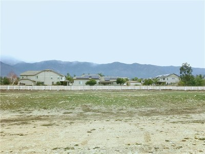 Rancho Cucamonga Residential Lots & Land For Sale: East Avenue