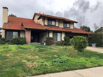 Temecula Single Family Home For Sale: 30891 Greensboro Drive