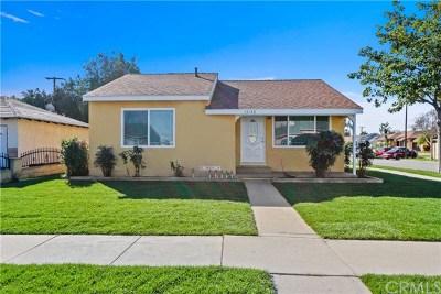 Norwalk Single Family Home For Sale: 13128 Liggett Street