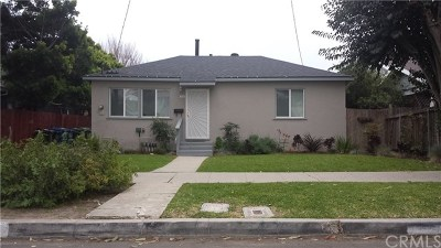 San Pedro Multi Family Home For Sale: 531 W 38th Street