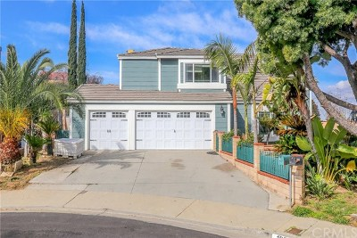 Rowland Heights Single Family Home Active Under Contract: 19329 Balan Road
