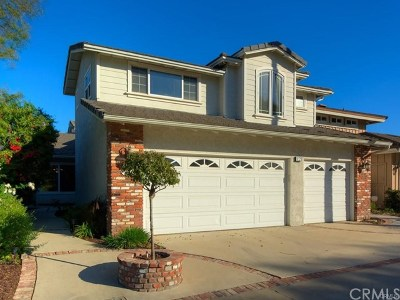 Irvine Single Family Home For Sale: 12 Bluejay