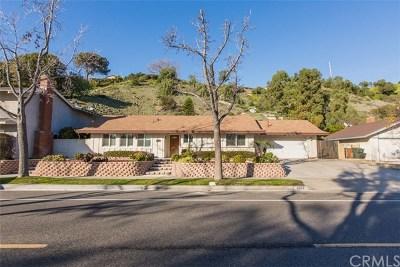 Yorba Linda Single Family Home For Sale: 6562 Fairlynn Boulevard