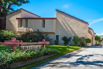 Arcadia Condo/Townhouse For Sale: 1015 Arcadia Avenue #15