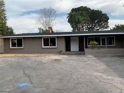 Whittier Single Family Home For Sale: 9716 La Cima Drive