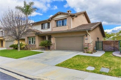 Chino Hills Single Family Home For Sale: 16357 Fox Hollow Way