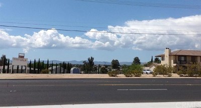 Victorville Residential Lots & Land For Sale: Green St Boulevard