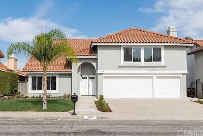 Rowland Heights Single Family Home For Sale: 17947 Calle Barcelona