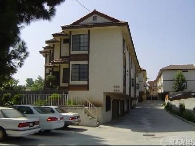 Monterey Park Condo/Townhouse For Sale: 434 E Newmark Avenue #D